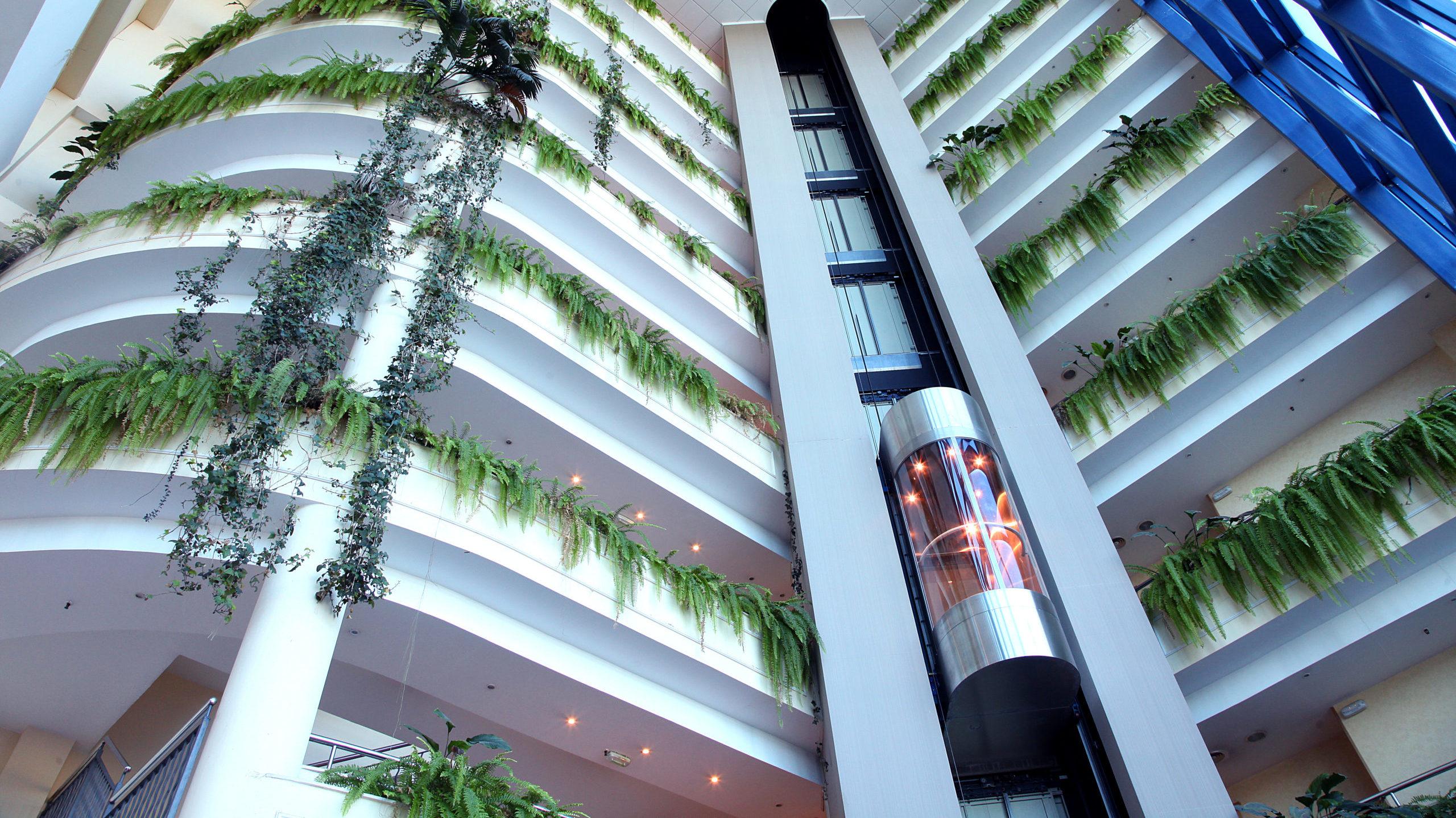 Sección Hoteles
