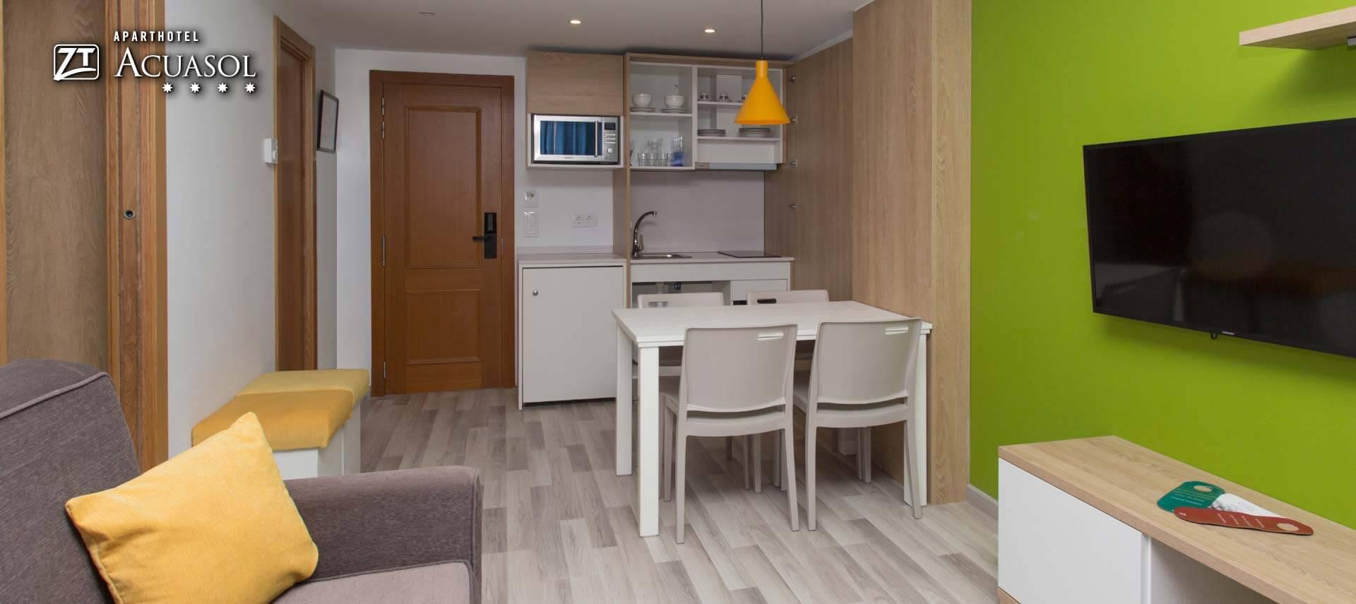 ZT Aparthotel Acuasol