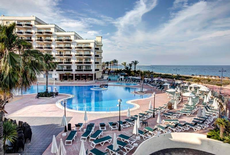 Hotel Spa Peñíscola Plaza Suites