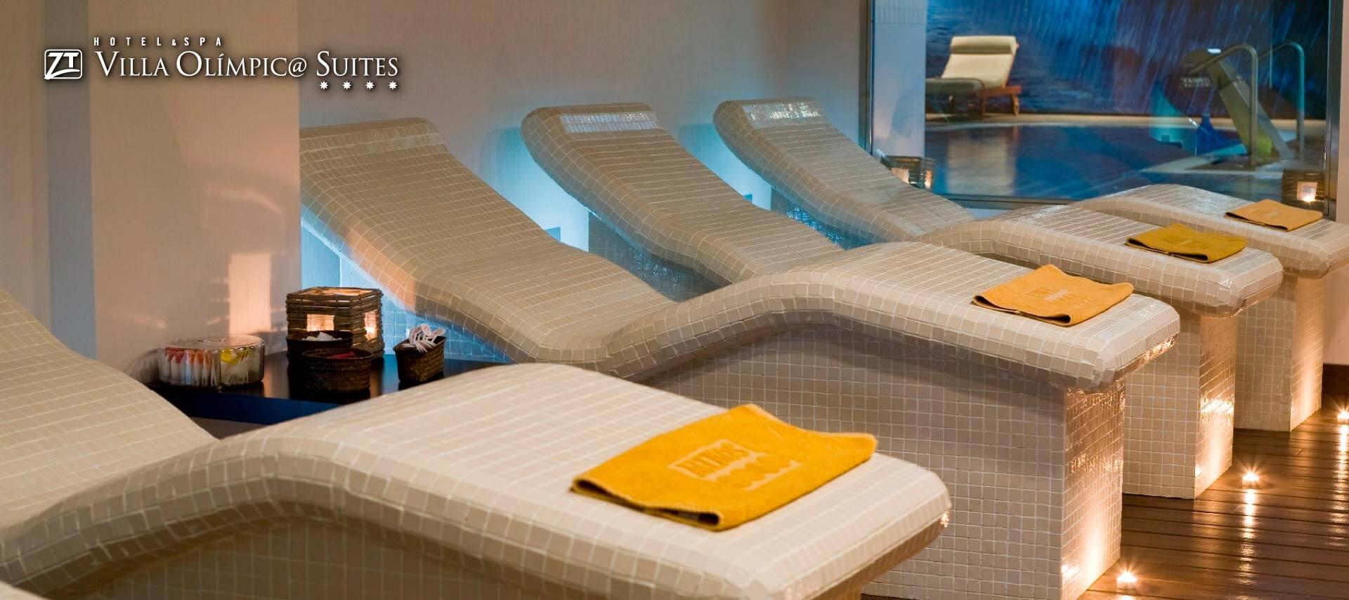 ZT Hotel Spa Villa Olímpica Suites