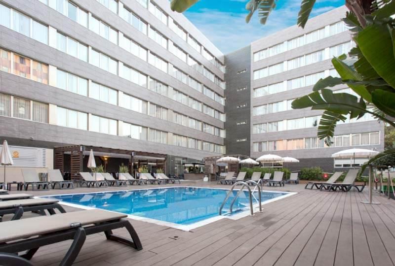 Hotel Spa Villa Olímpica Suites