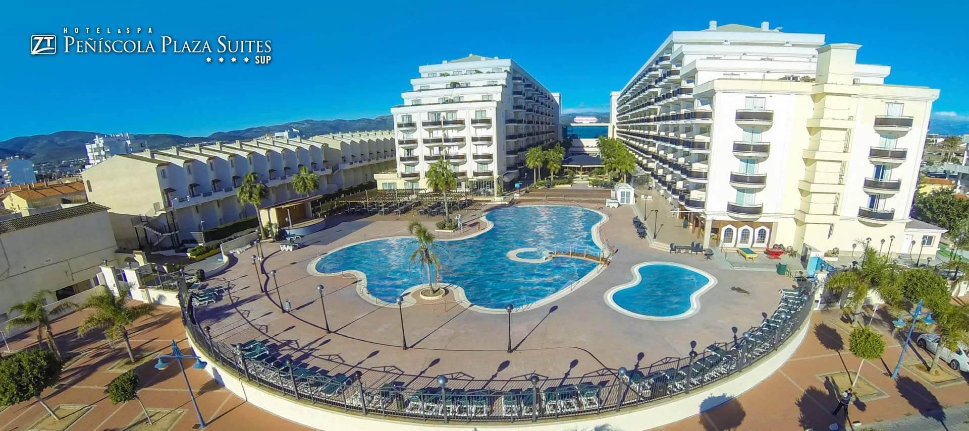 ZT Hotel Spa Peñiscola Plaza Suites